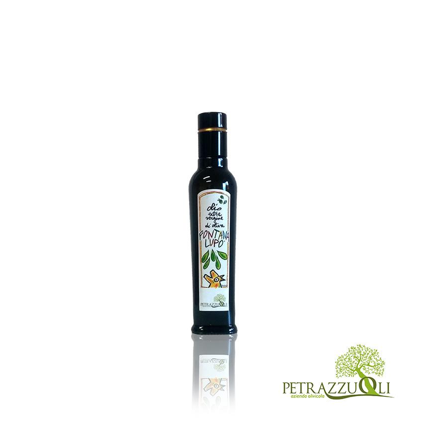 olio extravergine di oliva fontanalupo 0,25 L