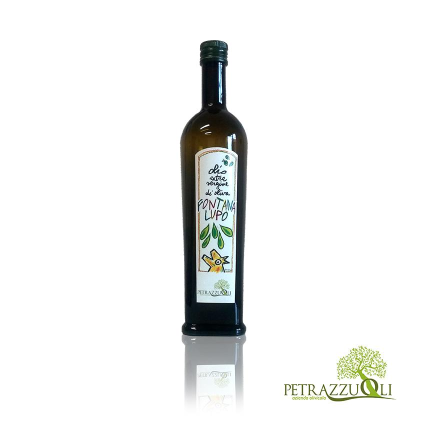 olio extravergine di oliva fontanalupo 0,75 L