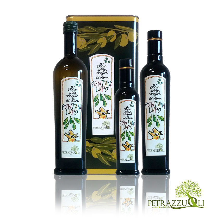 olio extravergine di oliva fontanalupo