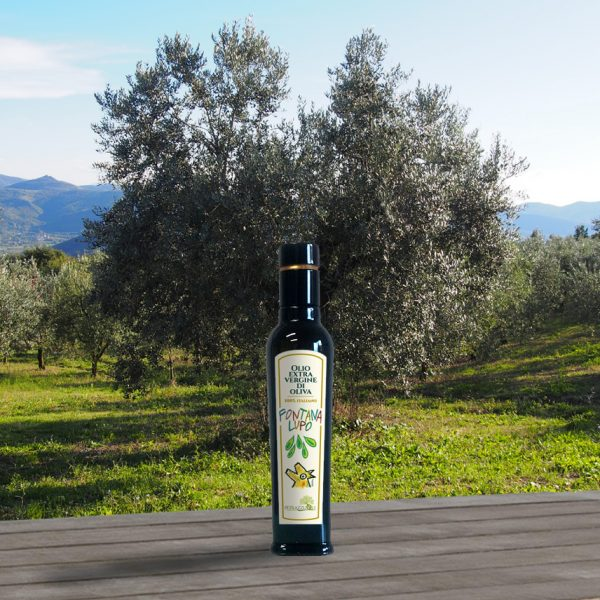 olio extravergine d'oliva fontana lupo