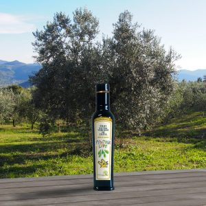 olio extravergine d'oliva fontana lupo INTENSO